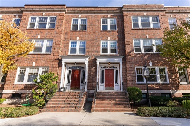 6 Alton Court, Brookline, MA, 02446, Coolidge Corner  Home For Sale