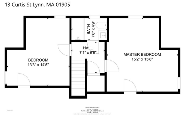 13 Curtis Street Lynn MA 01905