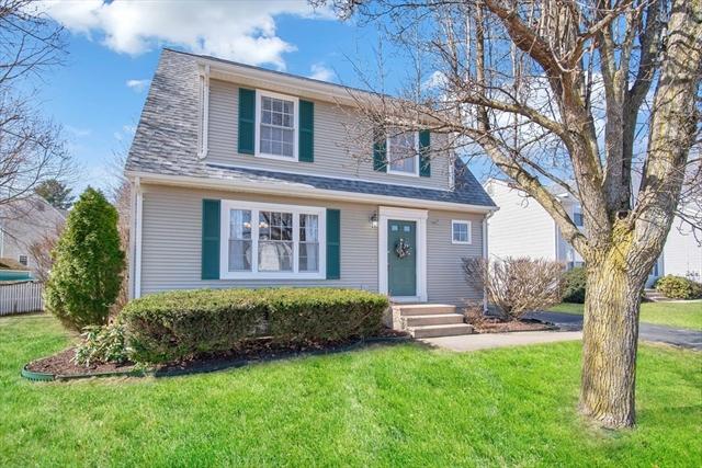 48 Schuyler Drive East Longmeadow MA 01028