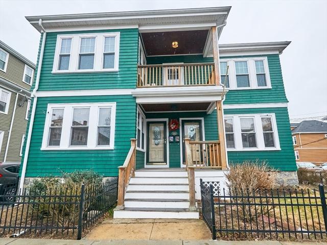 132 Minot Street Boston MA 02122