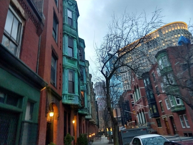 141 Arlington Street Boston MA 02116