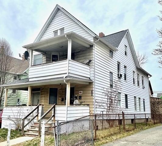 38 Rutledge Avenue Springfield MA 01105