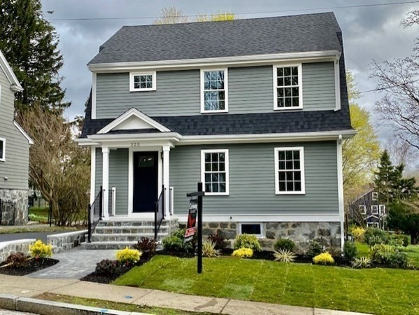 223 Wren Street Boston MA 02132