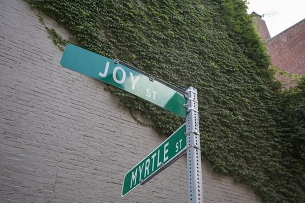 39 Joy Street Boston MA 02114