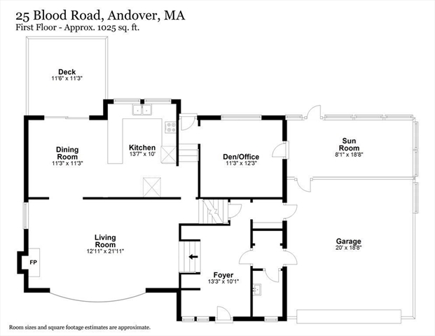 25 Blood Road Andover MA 01810