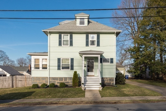 62 Standish Avenue Braintree MA 02184