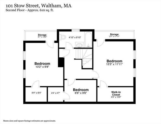 101 Stow Street Waltham MA 02451