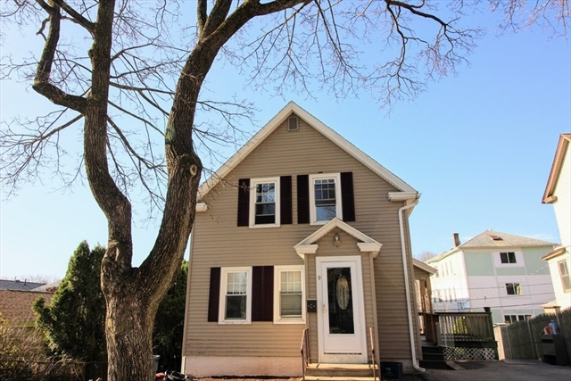 9 Thayer Street Worcester MA 01603