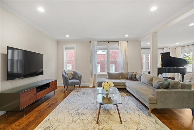 90 Lawton St, Brookline, MA, 02446, Coolidge Corner  Home For Sale