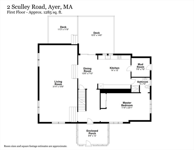 2 Sculley Road Ayer MA 01432