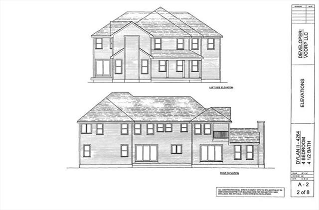Lot 3 Rockland Street Dartmouth MA 02748