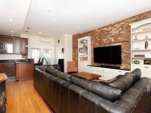 50 Mystic Street, Boston, MA, 02129, Charlestown Home For Sale