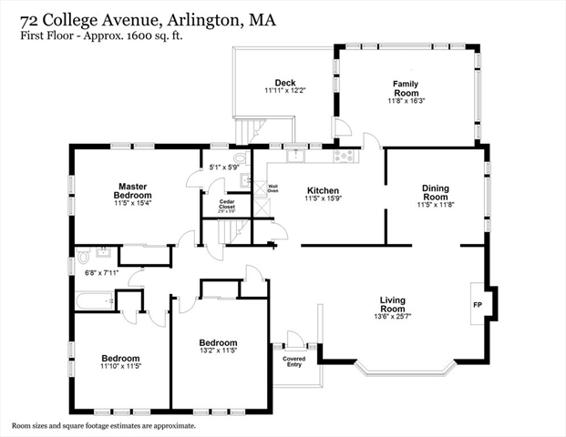 72 College Avenue Arlington MA 02474