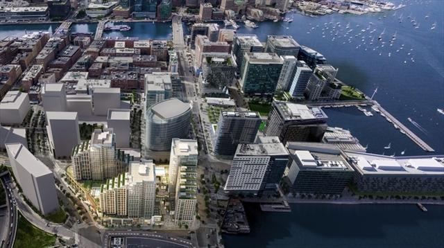 133 Seaport Boston MA 02110