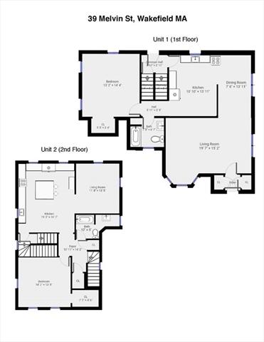 39 Melvin Street Wakefield MA 01880