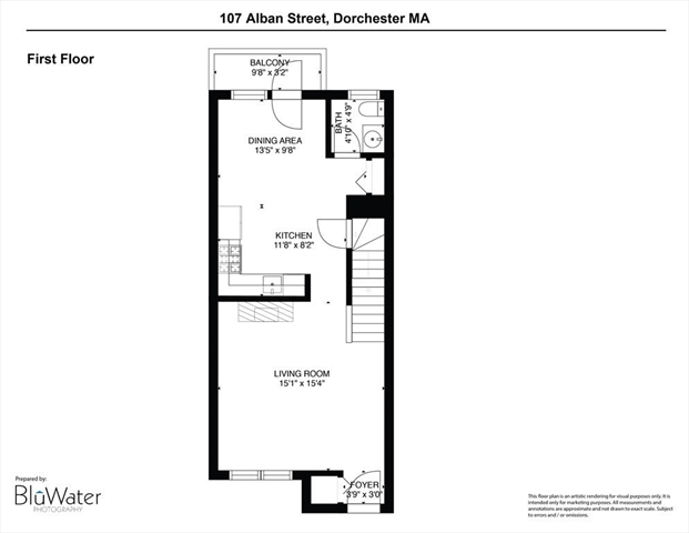 107 Alban Boston MA 02124