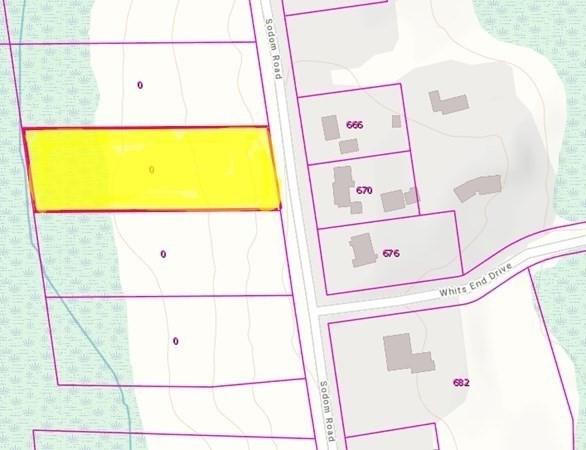 Lot 7B Sodom Road Westport MA 02790