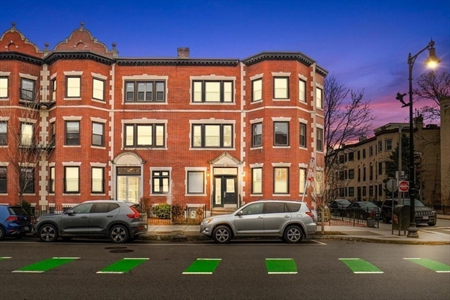 909 Beacon St, Boston, MA, 02215, The Fenway Home For Sale