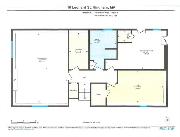 10 Leonard Street Hingham MA 02043