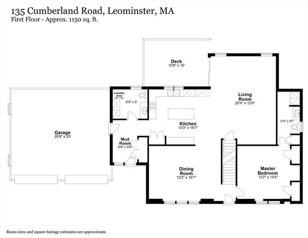 135 Cumberland Road Leominster MA 01453
