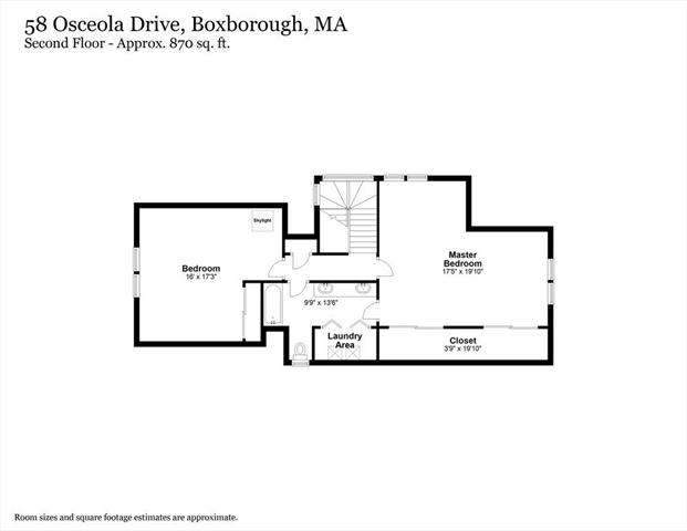 58 Osceola Drive Boxborough MA 01719
