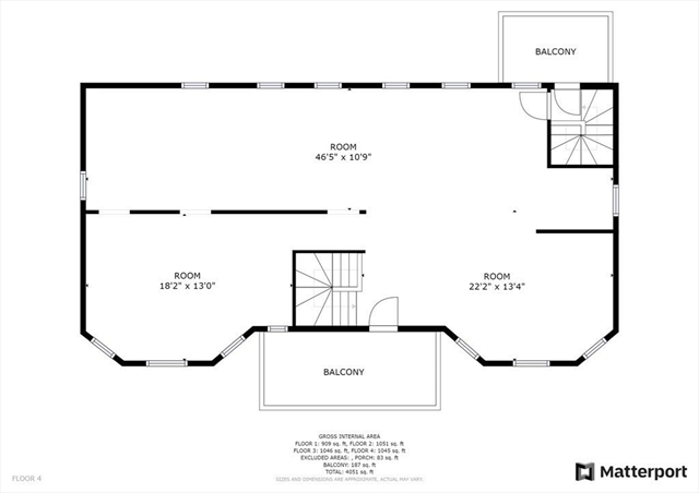 10 Alvan Terrace Boston MA 02125