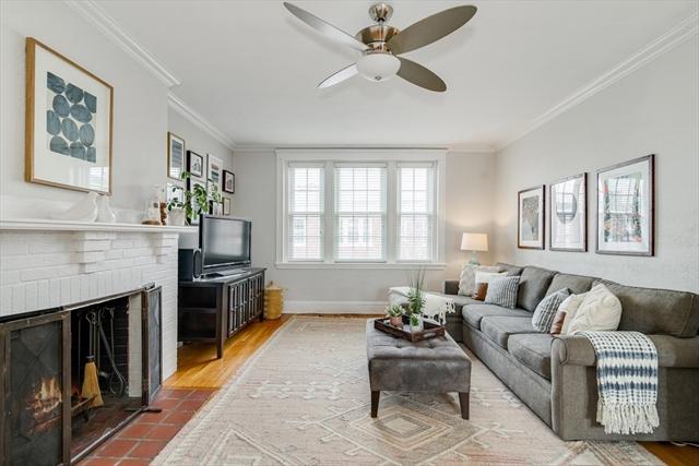 59 BABCOCK STREET, Brookline, MA, 02446, Coolidge Corner  Home For Sale