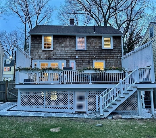 21 Payson Road Brookline MA 02467