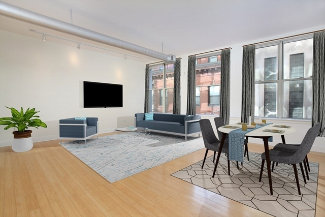 43 Winter St, Boston, MA, 02108, Leather District Home For Sale