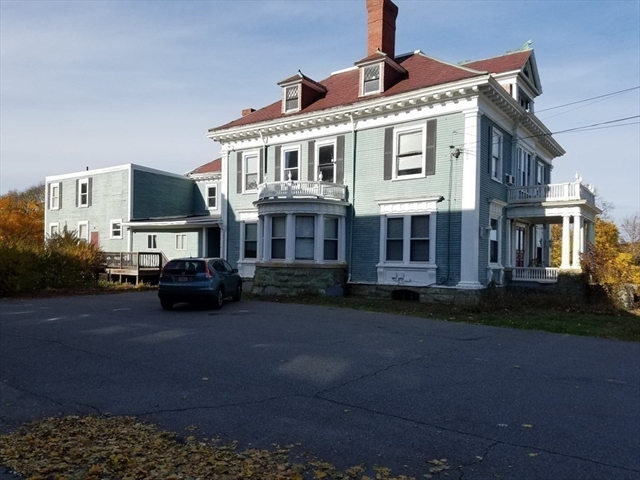 151-177 South Street Fitchburg MA 01420