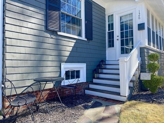 126 Nevins Avenue Longmeadow MA 01106