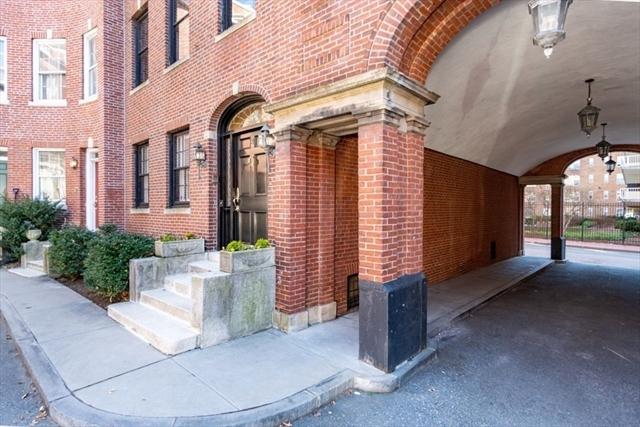 16 Charles River Square Boston MA 02114