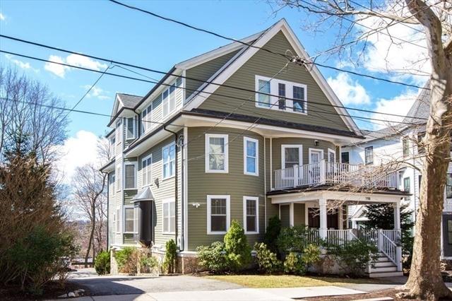 198 Rawson Rd., Brookline, MA, 02445,  Home For Sale