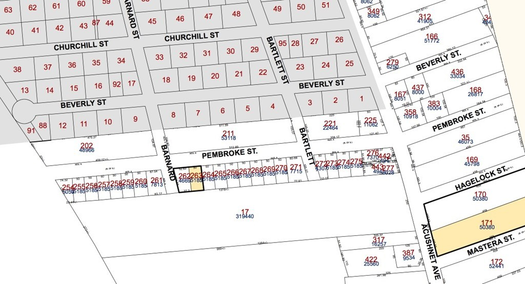 A lot of flexibility on 2.86 acres of raw land. Abuts established neighborhood and close to power lines. Create a new neighborhood or perhaps a solar farm!