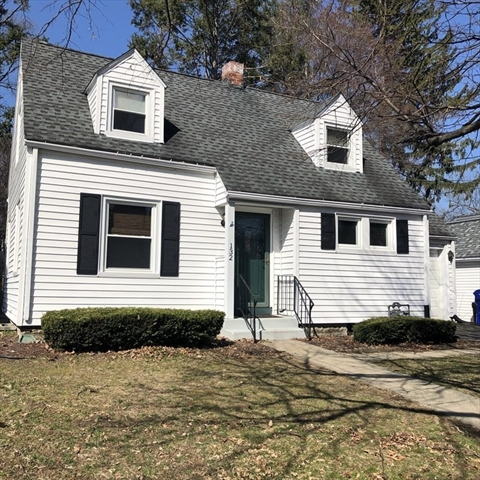 132 Hartford Terrace Springfield MA 01118