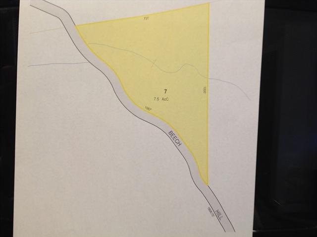 Lot 7 Pine Hill/Beech Hill Road Orange MA 01364