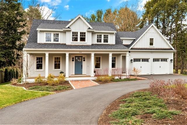 464 Old Marlboro Road Concord MA 01742