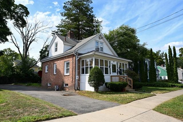 48 Audubon Street Springfield MA 01108