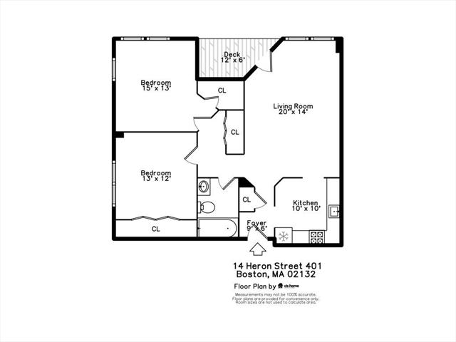 14 Heron Street Boston MA 02132