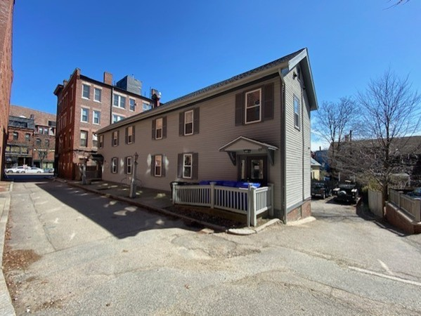 4-10 Davis Ct, Brookline, MA, 02445, Brookline Village  Home For Sale