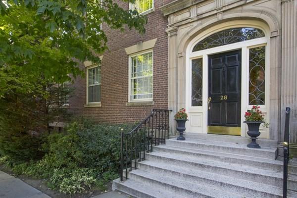 28 Marshal St, Brookline, MA, 02445, Coolidge Corner  Home For Sale