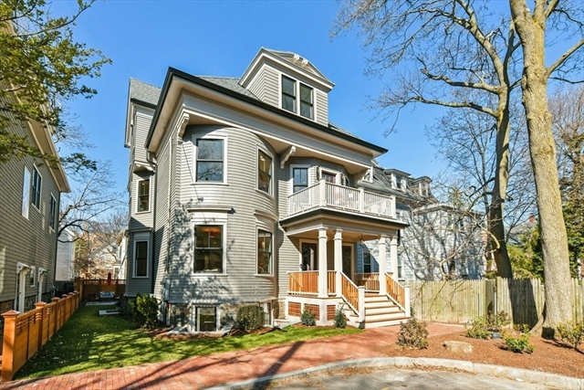 9 Exeter Park, Cambridge, MA, 02140, Porter Square Home For Sale