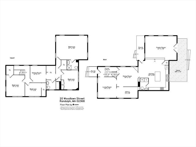 20 Woodlawn Street Randolph MA 02368