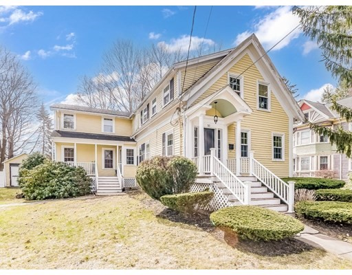 Woodlawn St, Randolph, MA 02368