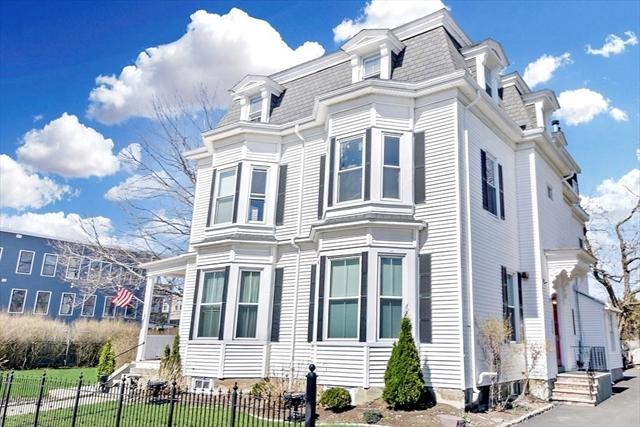8 Mount Vernon Boston MA 02125