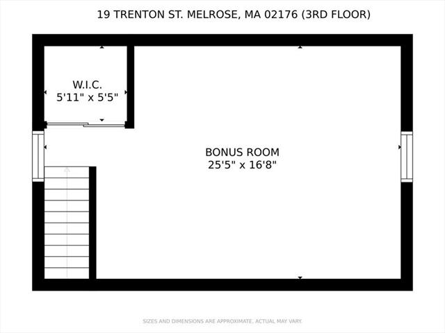 19 Trenton Street Melrose MA 02176