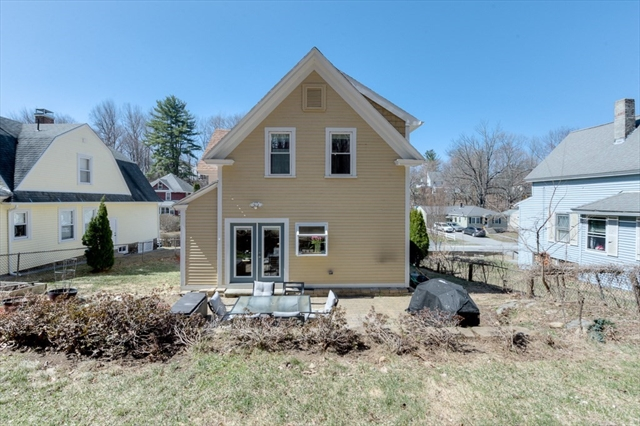 126 Beaconsfield Road Worcester MA 01602