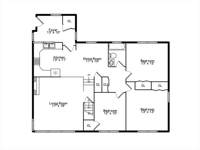 366 Sprague Street Dedham MA 02026