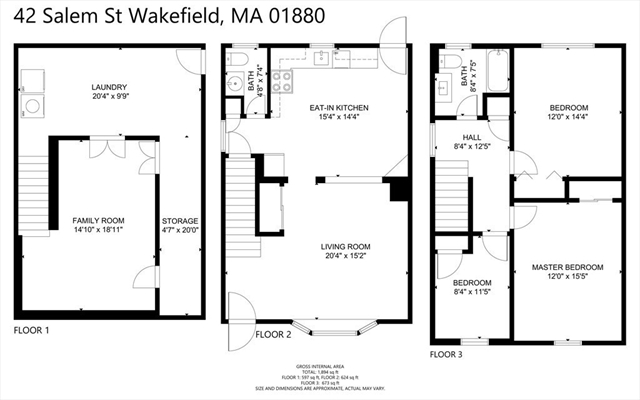 42 Salem Street Wakefield MA 01880
