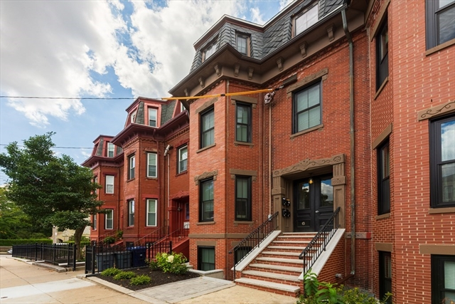 6 Linwood Square Boston MA 02119